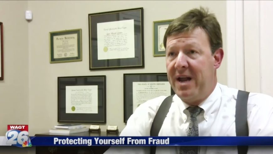 WRDW News Report: Protecting Yourself From Credit Card Fraud