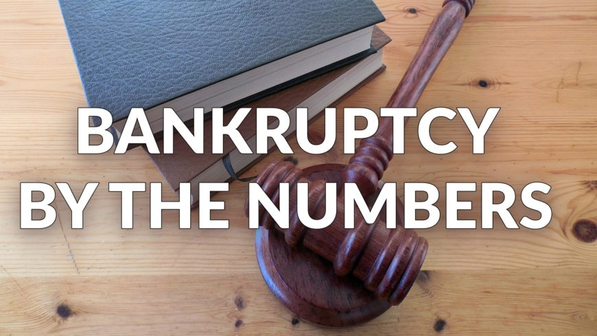 BANKRUPTCY BY THE NUMBERS:  FILINGS BY ZIP CODE